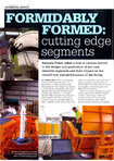 Vorschaubild: Formidably Formed cutting edge segments